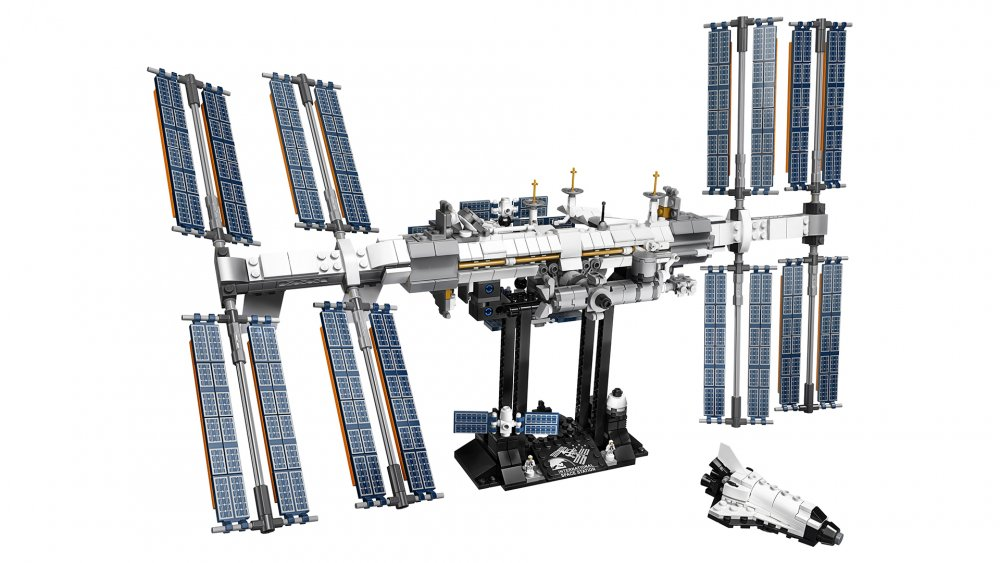 Best Lego space sets: Lego ISS