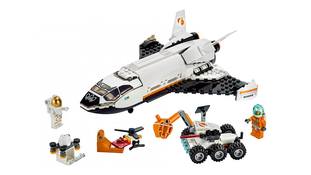Best Lego space sets: Mars Research Shuttle